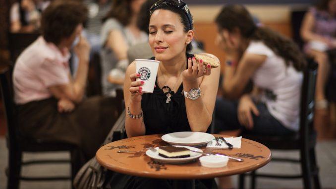 Starbucks dobyl Čínu