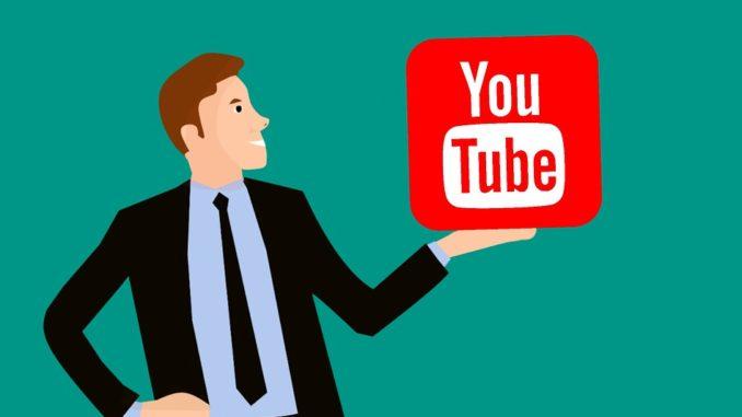 Youtuber jako povolání