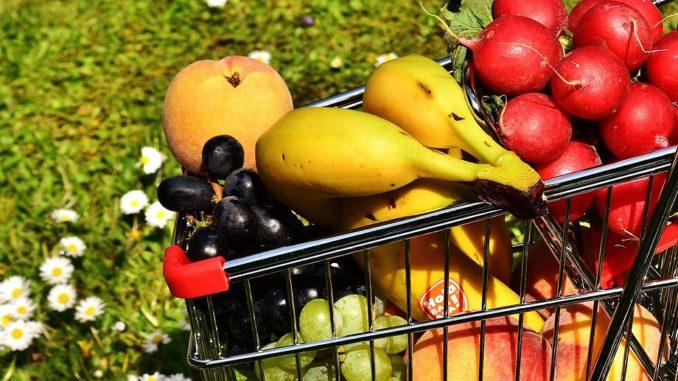Nakupujte potraviny podle několika zásad a ušetřete