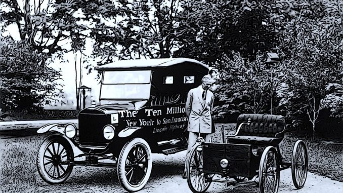 Henry Ford byl označován za nejvlivnějšího podnikatele historie. Seznamte se